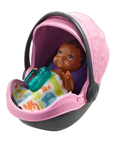 Barbie Skipper - Cochecito con muñeco de bebé y accesorios (Mattel FXG95) , color/modelo surtido