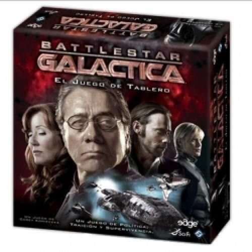 Battlestar Galactica - Juego de Mesa (Edge Entertainment EDGBG01)