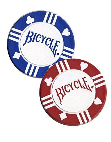 Bicycle, Fichas de póquer, 4 colores