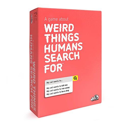 Big Potato Weird Things Humans Búsqueda para [Versión del Reino Unido]: Un Juego de Fiesta sobre el extraño Lado de Google