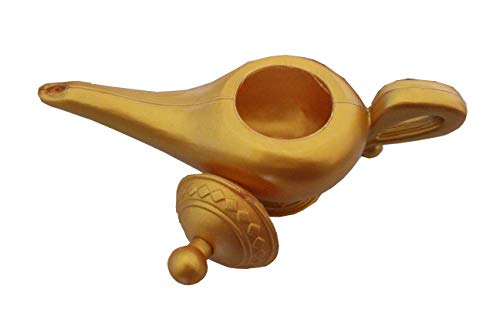 Boland 00627 - Genio de la lámpara, joyas, alrededor de 12 x 23 cm