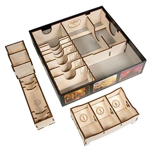Broken Token Box Organizer for 7 Wonder Duel
