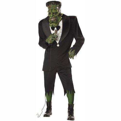 California Costumes 01083 - Disfraz de Gran Frank, Frankenstein Talla única, Para Hombres