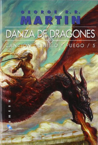 Canción de hielo y fuego: Danza de dragones: 5 (Gigamesh Ficción)