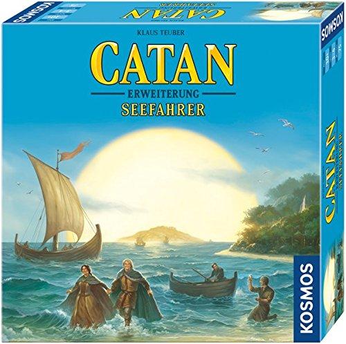 Catan - Erweiterung Seefahrer: Für 3 - 4 Spieler ab 10 Jahren