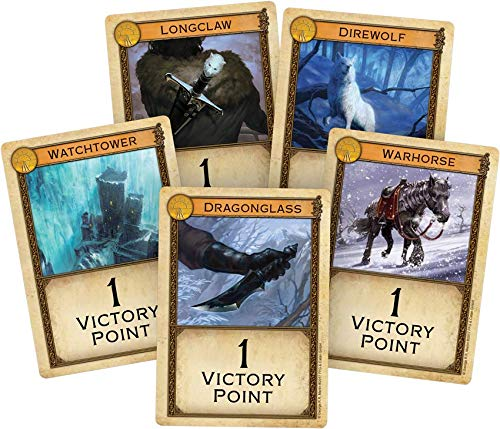 Catan Games of Thrones CN3015 Hermandad del Reloj