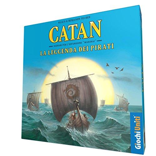 Catan Studios Coloni Catan la Leyenda de los Piratas, GU584