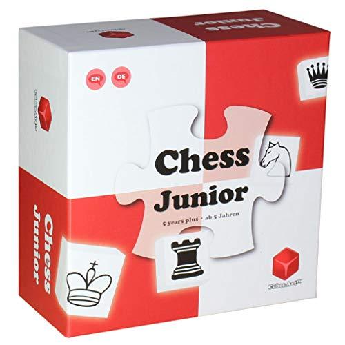 Chess Junior, Juego de ajedrez para niños de 5 años en adelante [english]