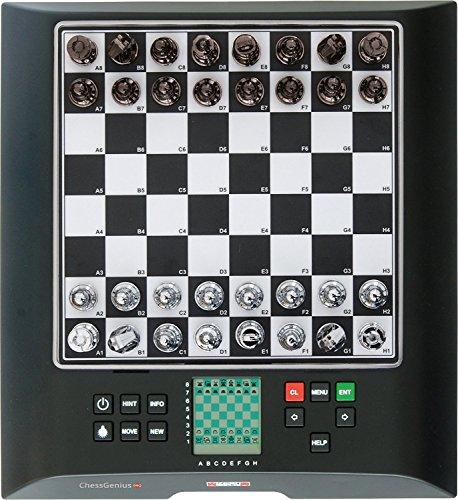 ChessGenius Pro: La computadora de ajedrez para jugadores de torneos y clubes , color/modelo surtido