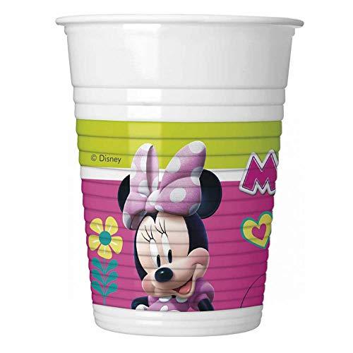 Ciao Kit Party Tabla Disney Minnie Happy Helpers S (8 persone) Multicolor