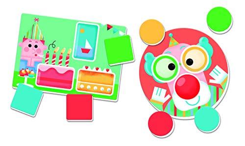 Clementoni - Juego Aprendo formas y colores (55302)