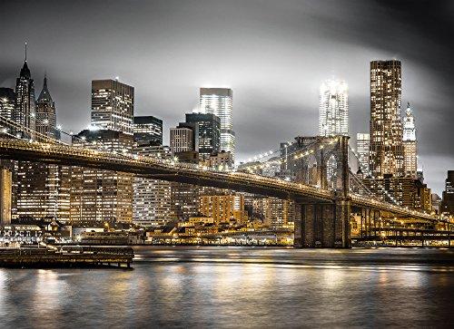 Clementoni - Puzzle de 1000 Piezas New York Skyline (39366)