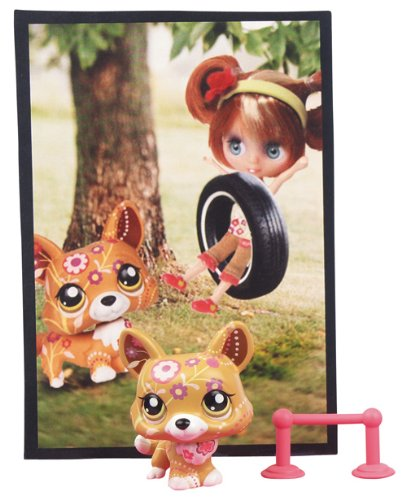 Colección Little Petshop Hasbro-Blithe Outdoor Ocio
