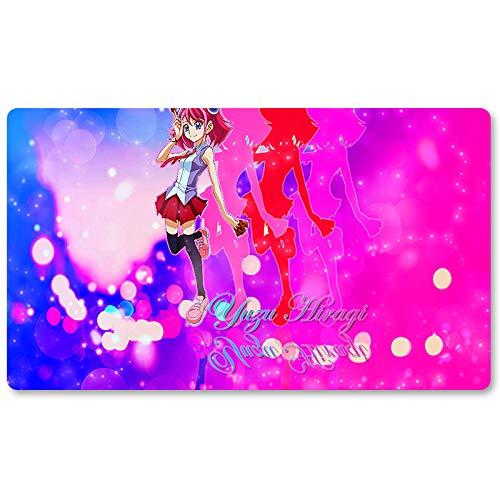 Colo Rful Yu.zu – Juego de mesa Yugioh Playmat Games Tamaño 60 x 35 cm Mousepad MTG Play Mat para Yu-Gi-Oh! Pokemon Magic The Gathering