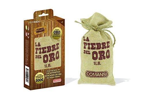 Comansi - La Fiebre del Oro, Pack Saco (C20137)