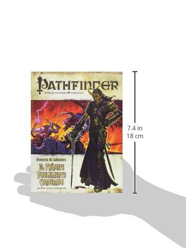 Concejo De Ladrones 6. El Príncipe Doblemente Condenado (Pathfinder)