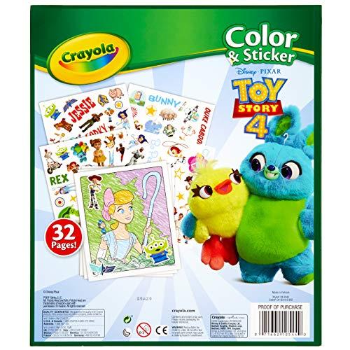 CRAYOLA 04-0544-0-001 Libro para colorear, multicolor