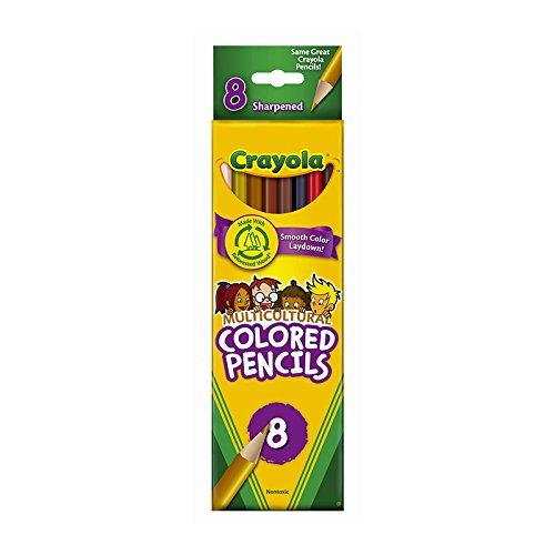 Crayola - Education - Lápices de colores (Vivid Imaginations 68-4208)