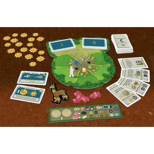 Cryptozoic Entertainment DLP1065 Altiplano: The Traveler