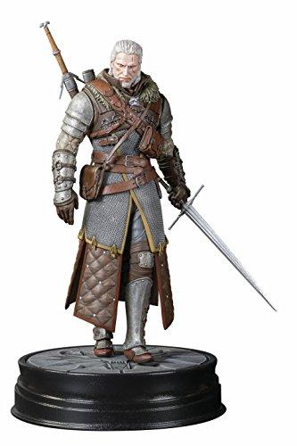 Dark Horse Comics Rivia The Witcher 3 Wild Hunt Estatua Geralt Grandmaster Ursine, Standard (APR170127)