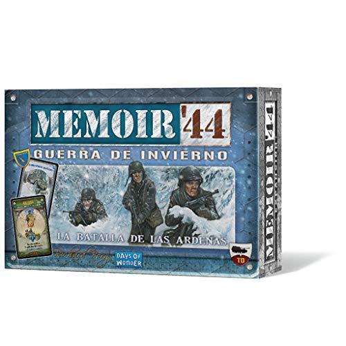 Days of Wonder Memoir 44: Guerra de Invierno - Expansión para juego de mesa, Español