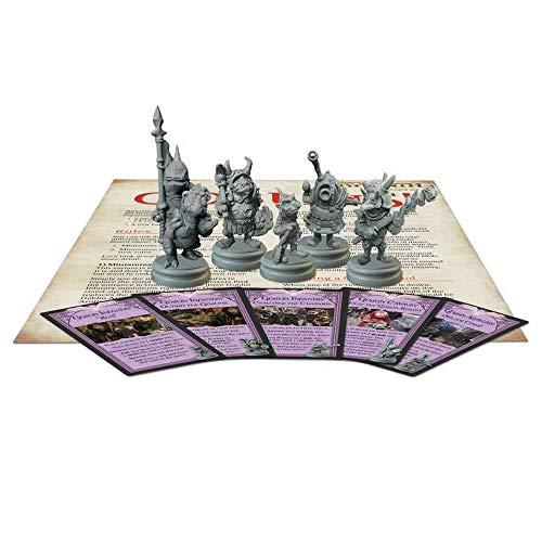Dentro del Laberinto - Pack de expansión para juego Goblins