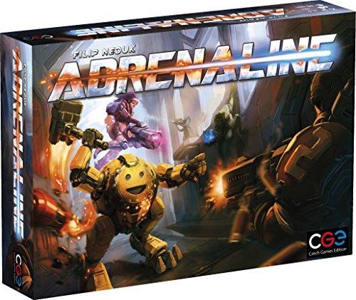 Desconocido Unbekannt CGE00037 - Adrenalina, Multicolor