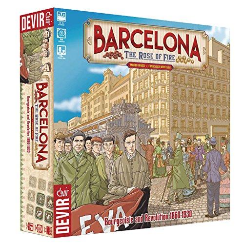Devir APR178551 Barcelona, Funda para Tablet