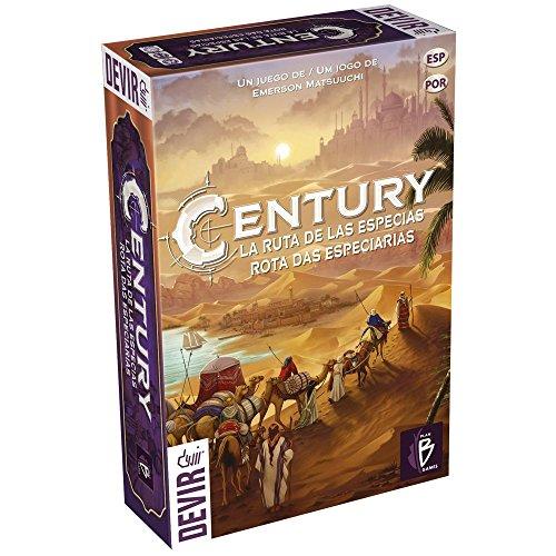 Devir Century, La Ruta de Las Especias (BGCENT)