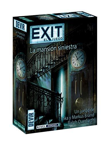 Devir- Exit 11, La mansión siniestra (BGEXIT11)