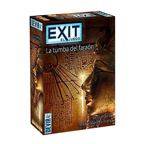 Devir - Exit: La tumba del faraón, Ed. Español (BGEXIT2)