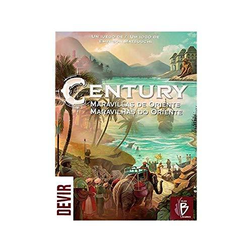 Devir Iberia 226522 Century, Maravillas de Oriente, Multicolor