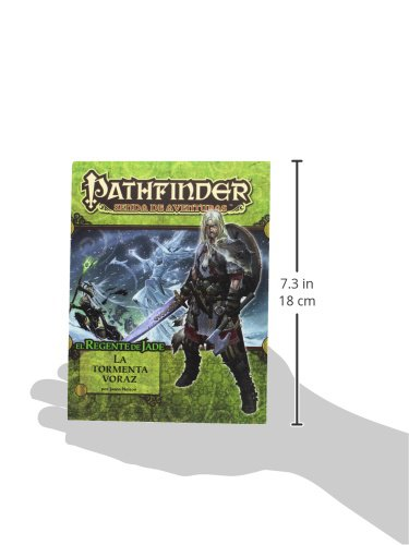 Devir- Pathfinder: el Regente de Jade: la tormenta voraz (PFREJA3)