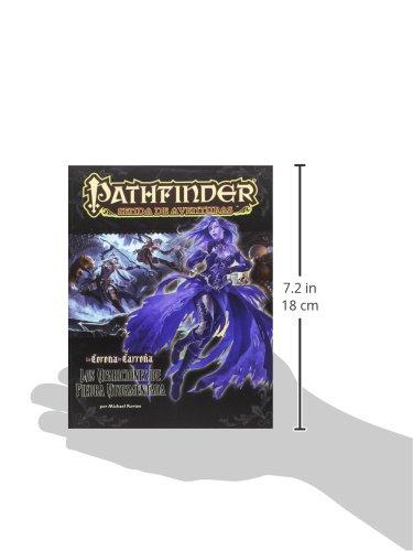 Devir - Pathfinder la Corona de Carroña: la apariciones de Piedra Atormentada (PFCOCA1)