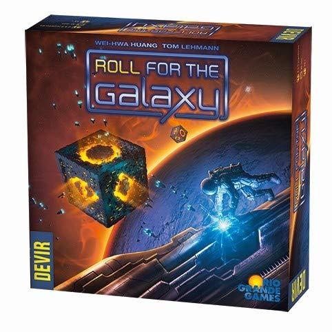 Devir- Roll for The Galaxy (ed. en Castellano) (1)