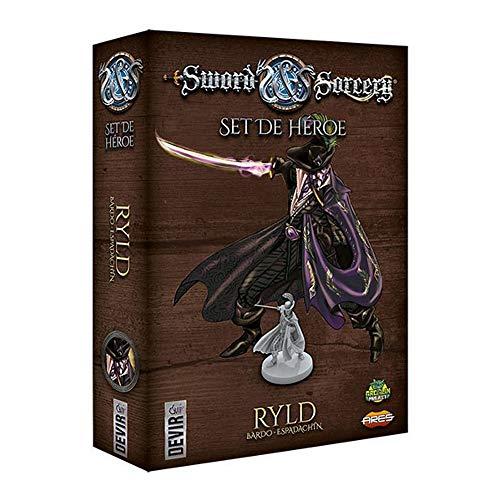 Devir- Sword & Sorcery Personajes: Ryld (BGSISPR)