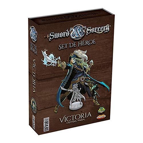 Devir- Sword & Sorcery Personajes: Victoria (BGSISPV)