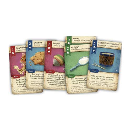 Devir valle de los Mercaderes, juego de mesa, Miscelanea (BGVALLE) , color/modelo surtido