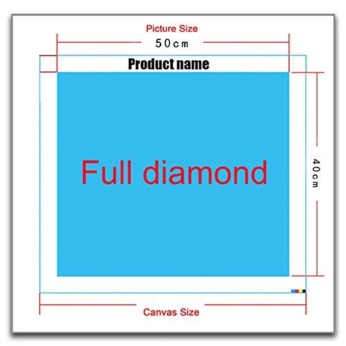 Diamond Painting Herramientas 5D Reino De Los Dioses Asgard Paisajes Taladro Redondo Alivia La Ansiedad Y Explora La Creatividad Frameless 40X50Cm