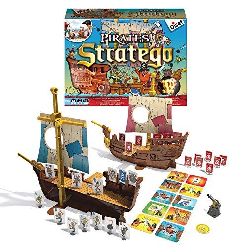 Diset- stratego Pirates, Juego de Estrategia, (62305)