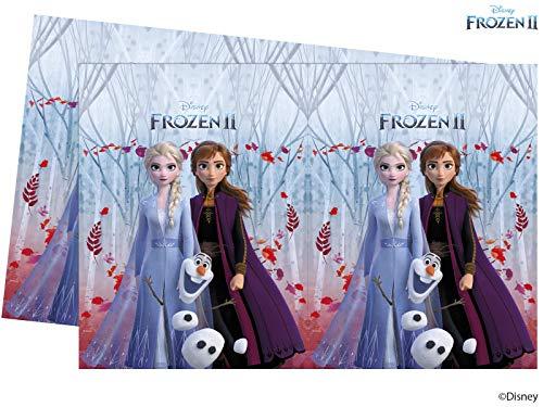 Disney Frozen Vajilla, color azul (Procos 15335)