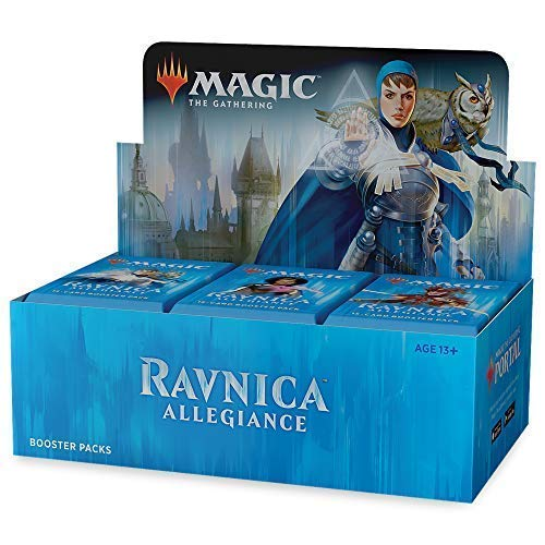 Display 36 Sobres Magic La Lealtad de Ravnica