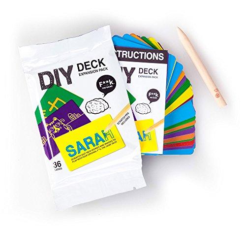 DIY Deck - FK. The Game Expansion Pack
