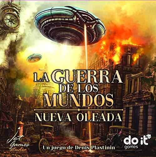 Do It Games La Guerra de los Mundos Nueva Oleada