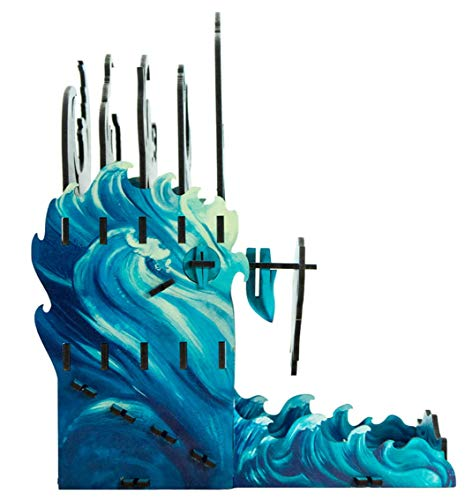 docsmagic.de Dice Tower Cthulhu's Ocean- Torre de Dados