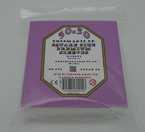 docsmagic.de Kingdom Death: Monster Premium Card Sleeves Bundle 1250 Pieces - 25 Packs