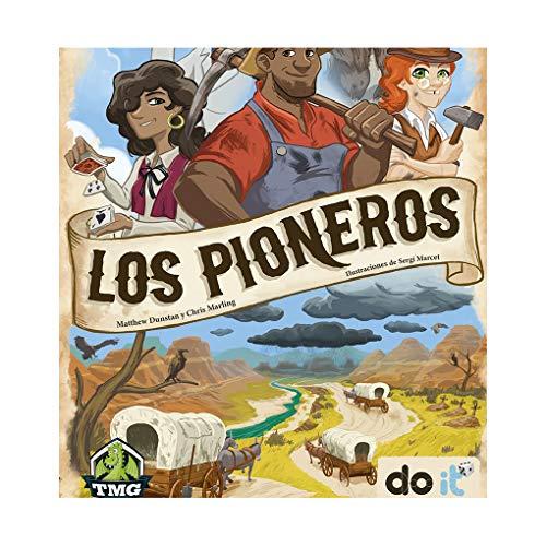 DOIT Los Pioneros - Juego de Mesa [Castellano]