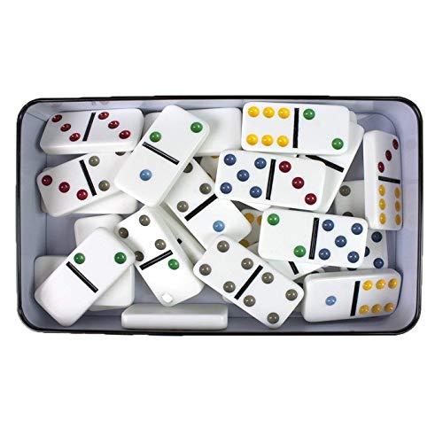 Domino doble 12.Niños y adultos Juego de táctica - Juego de mesa
