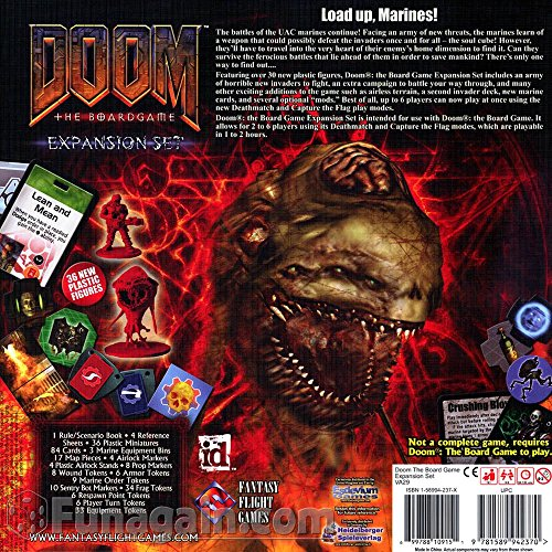 Doom: The Board Game Expansion