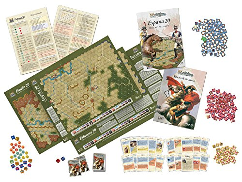 Draco Ideas España 20, Multicolor (BGESPA20)
